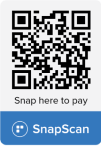 donate via snap scan