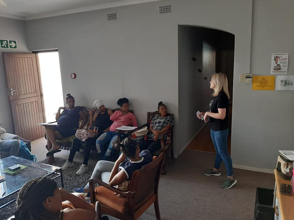 First Teen Parenting Program At Magdalena Huis