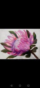 Merrel Grootboom artist and painter