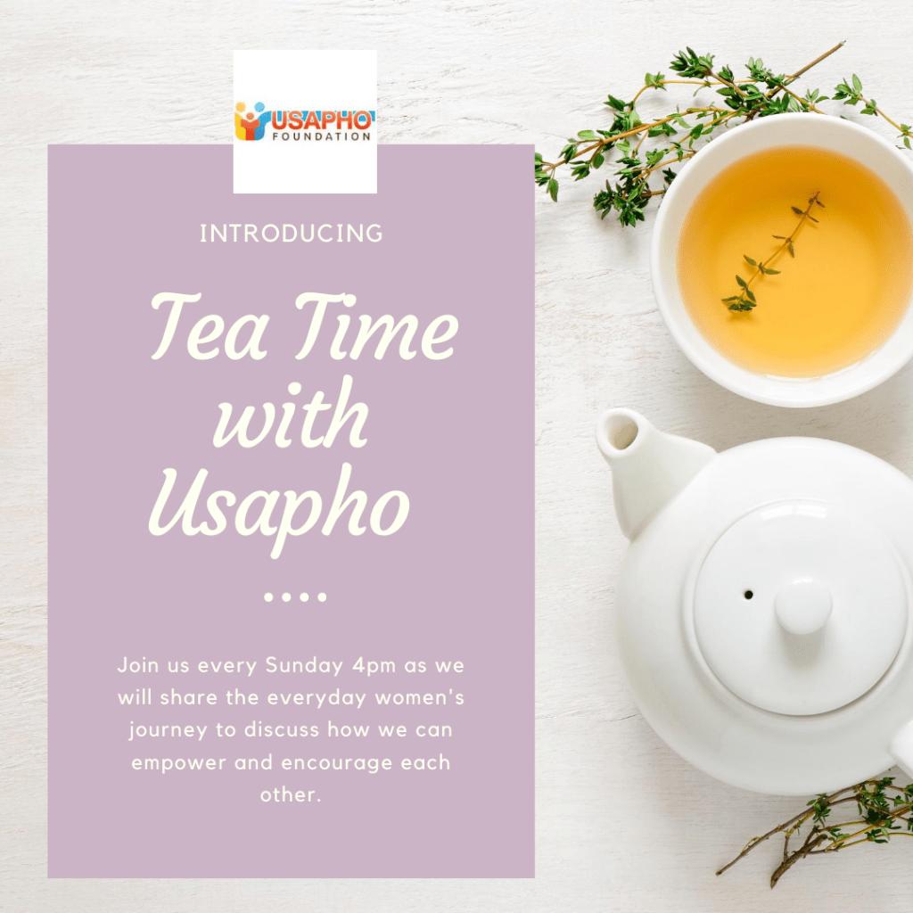 tea time with usapho