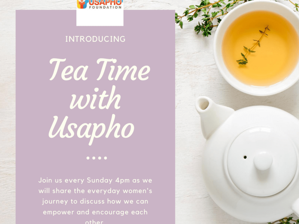 tea time with usapho